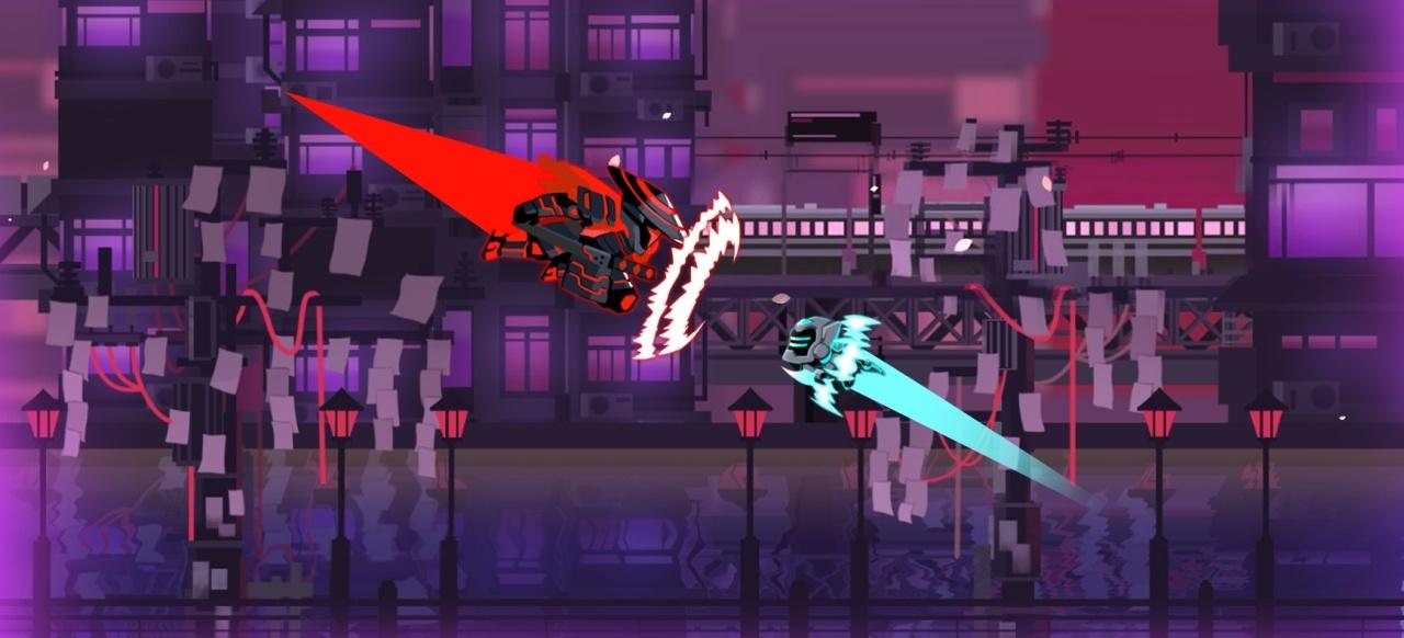 Cyjin: The Cyborg Ninja (Plattformer) von Aiya Games