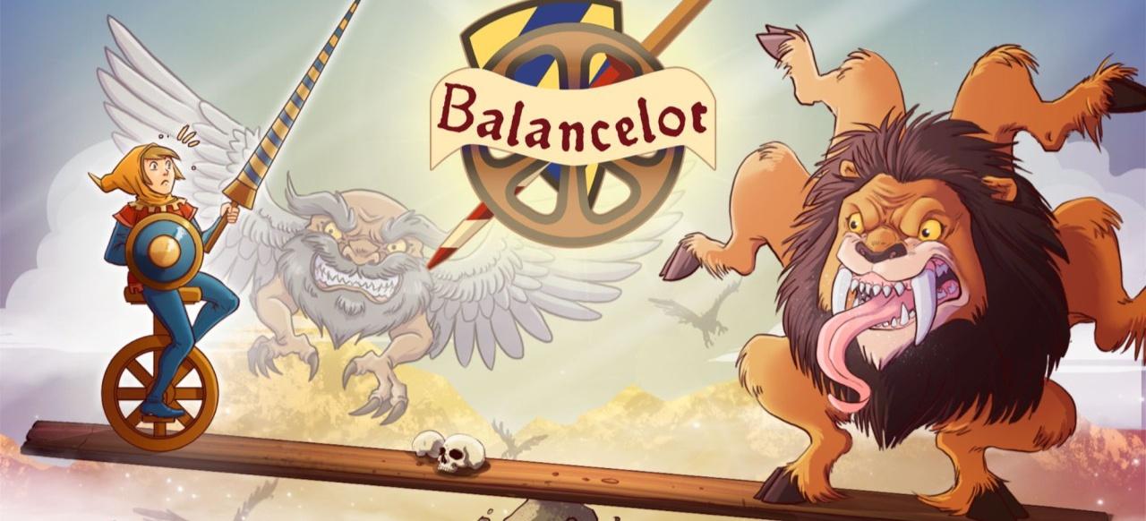 Balancelot (Plattformer) von Ratalaika Games