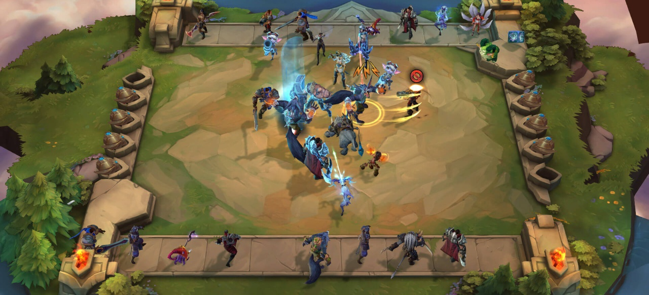 League of Legends: Teamfight Tactics (Taktik & Strategie) von Riot Games