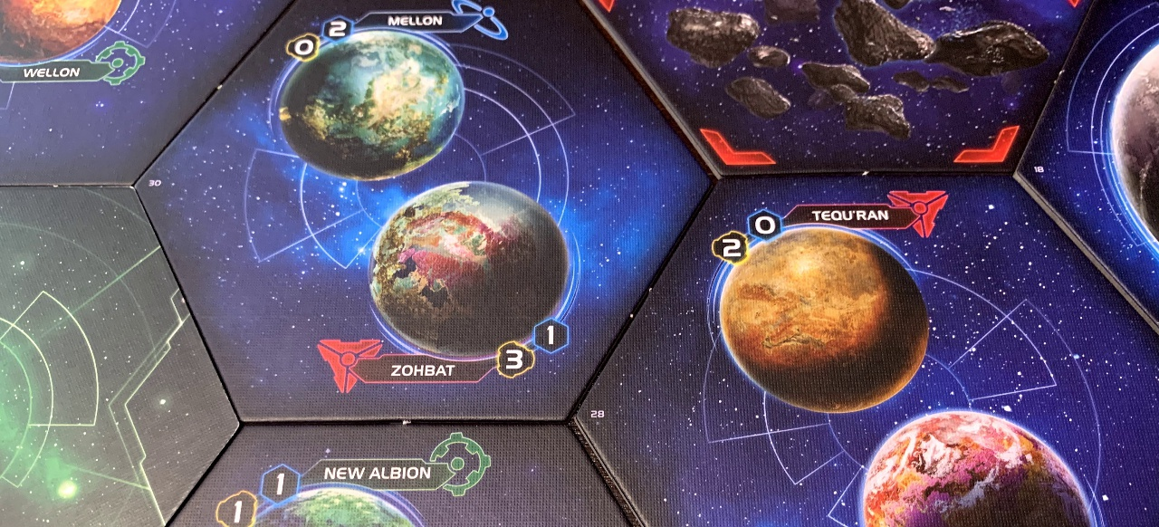 Twilight Imperium (Brettspiel) von Asmodee (Fantasy Flight Games)