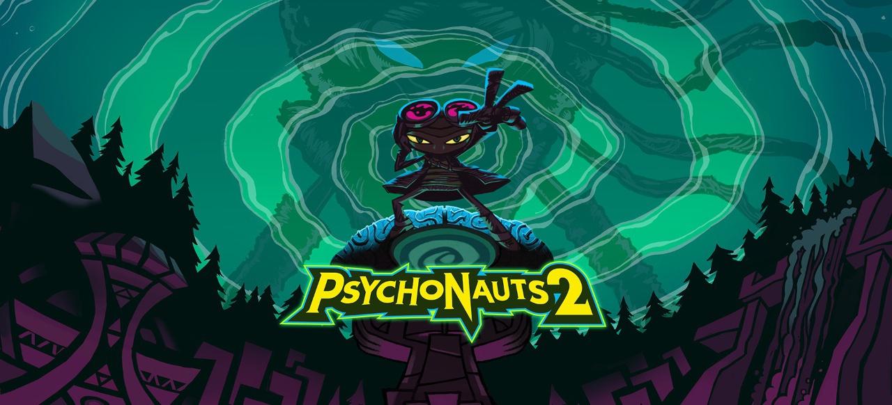 Psychonauts 2 (Action-Adventure) von Starbreeze