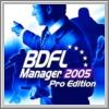 Alle Infos zu BDFL Manager 2005 Pro Edition (PC)