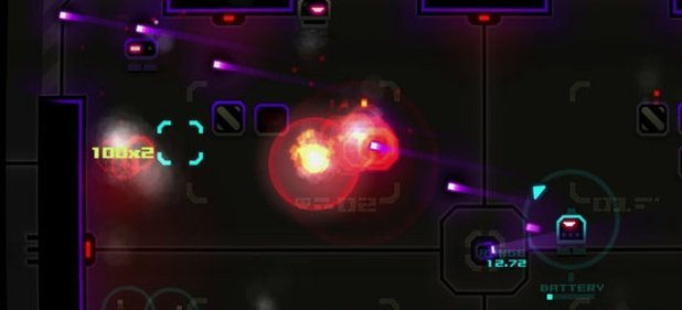 Droid Assault (Arcade-Action) von Puppygames