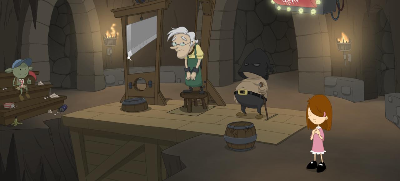 Anna's Quest (Adventure) von Daedalic Entertainment