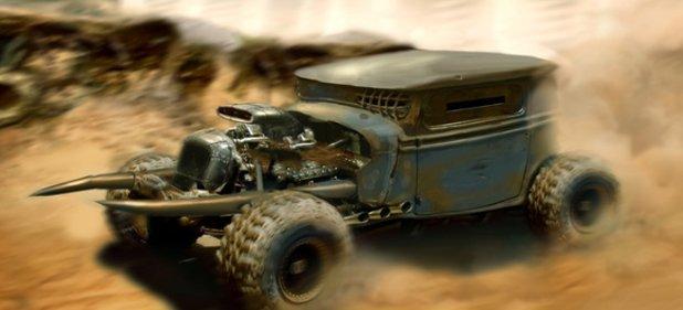 MotorGun - Return of the Auto Duel (Rennspiel) von Pixelbionic