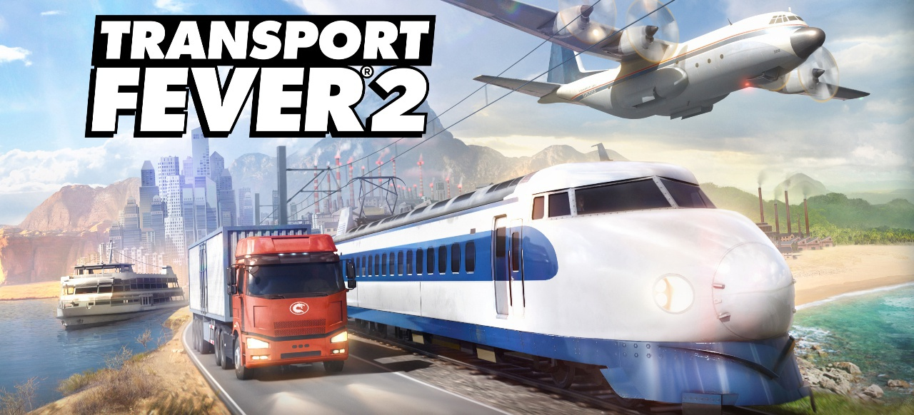 Transport Fever 2 (Taktik & Strategie) von Good Shepherd Entertainment