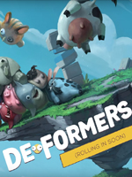 Alle Infos zu De-Formers (PC,PlayStation4,XboxOne)