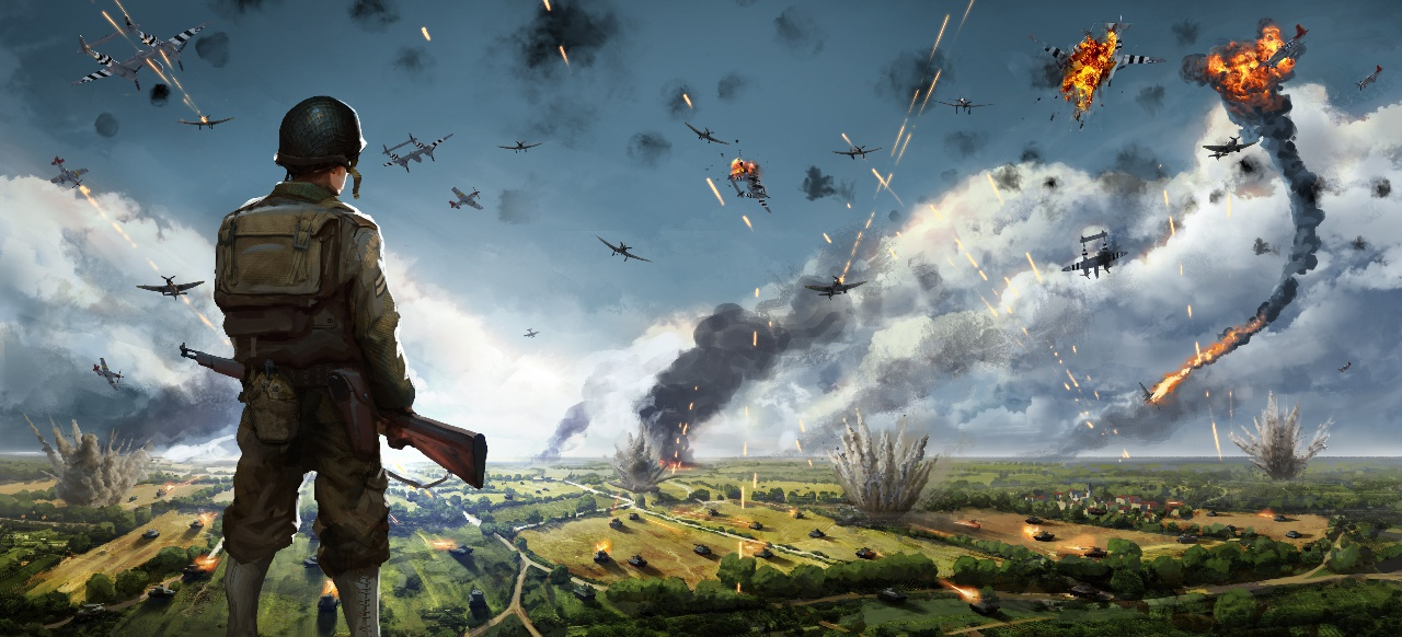 Steel Division: Normandy 44 (Strategie) von Paradox Interactive