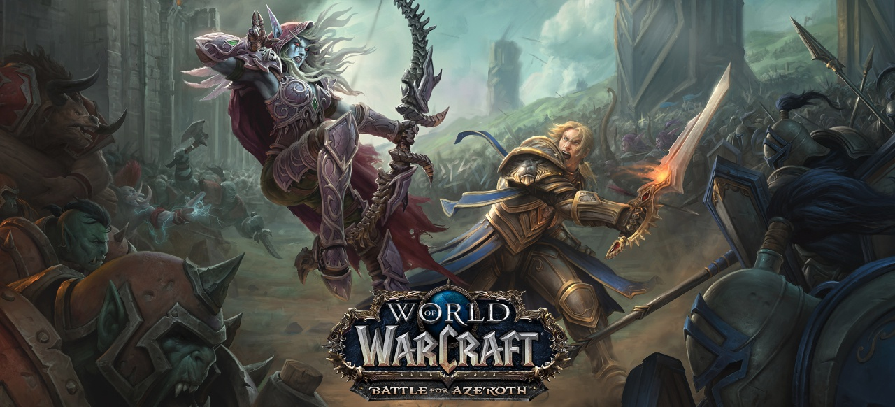 World of WarCraft: Battle for Azeroth (Rollenspiel) von Blizzard Entertainment