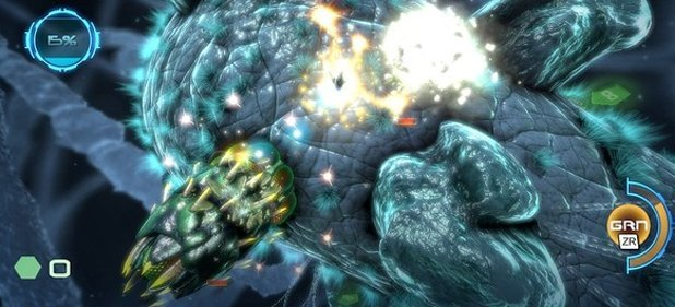 Nano Assault Neo (Arcade-Action) von Majesco