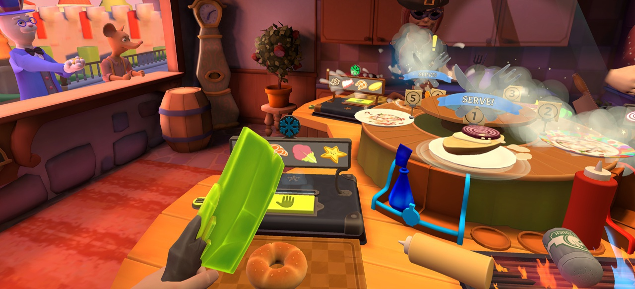 Cook-Out: A Sandwich Tale () von Resolution Games