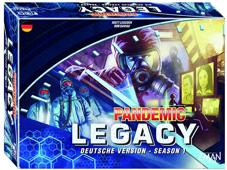 Alle Infos zu Pandemic Legacy - Season 1 (Spielkultur)