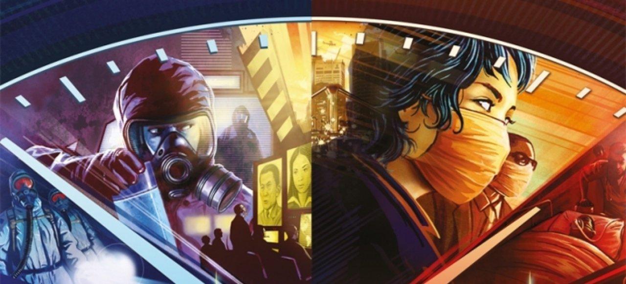 Pandemic Legacy - Season 1 (Brettspiel) von Z-Man Games, Asmodee