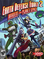 Alle Infos zu Earth Defense Force 2: Invaders From Planet Space  (PS_Vita,Switch)