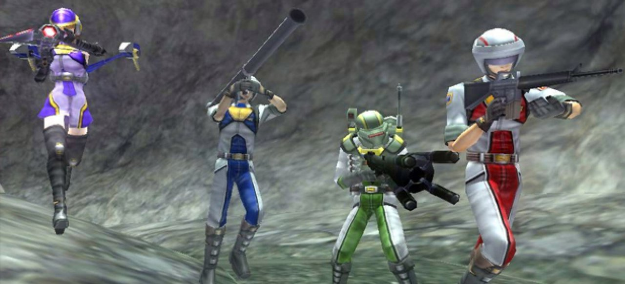 Earth Defense Force 2: Invaders From Planet Space  (Shooter) von