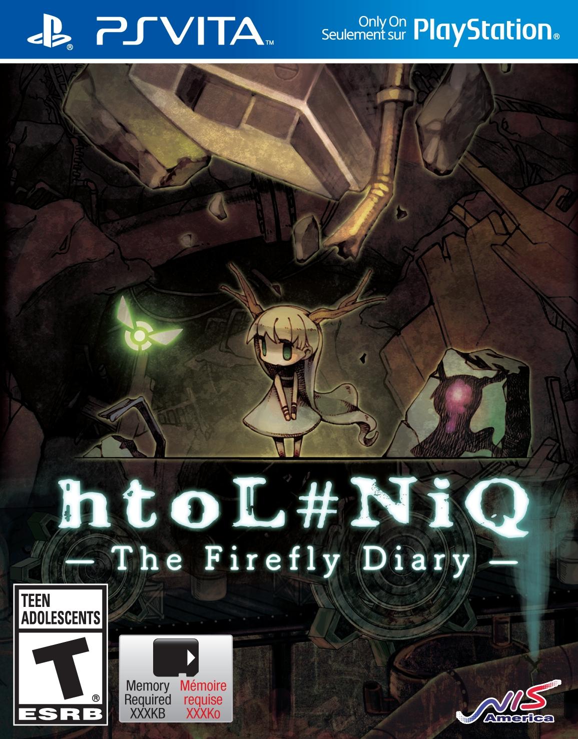 Alle Infos zu htoL#NiQ: The Firefly Diary (PC,PS_Vita)