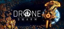 Drone Swarm: Echtzeit-Schwarm-Strategiespiel mit 32.000 Drohnen