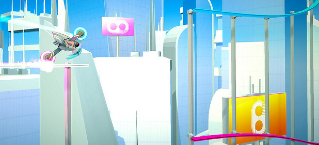 FutureGrind (Plattformer) von Milkbag Games