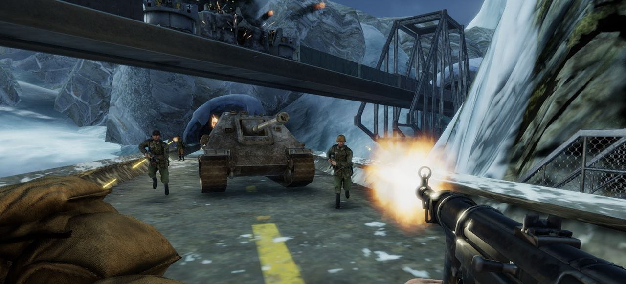 Winter Fury: The Longest Road (Shooter) von 10th Reality