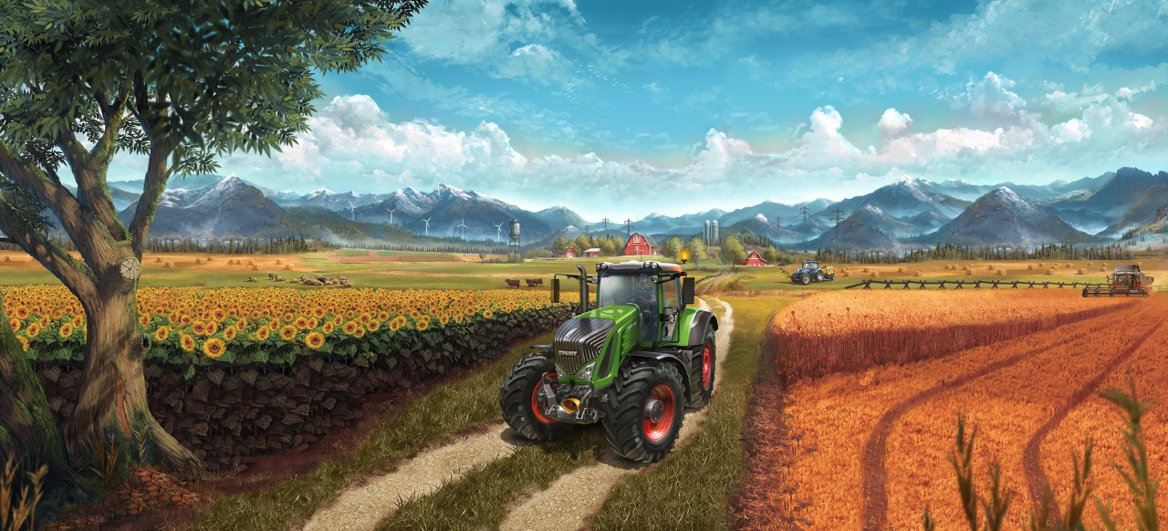 Landwirtschafts-Simulator - Nintendo Switch Edition (Simulation) von Focus Home Interactive und astragon Entertainment