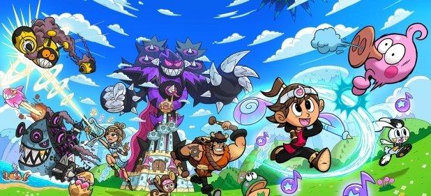 HarmoKnight (Plattformer) von Nintendo