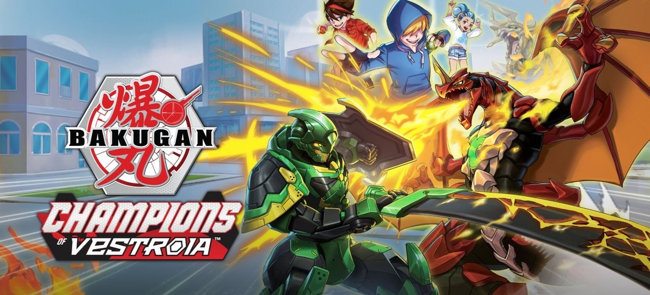 Bakugan: Champions von Vestroia (Rollenspiel) von Warner Bros. Interactive Entertainment