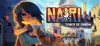 NAIRI: Tower of Shirin: 2D-Adventure für PC und Switch erschienen