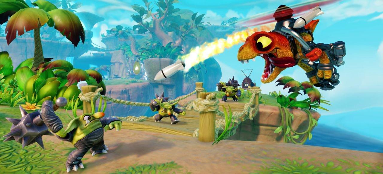 Skylanders: Trap Team (Action-Adventure) von Activision