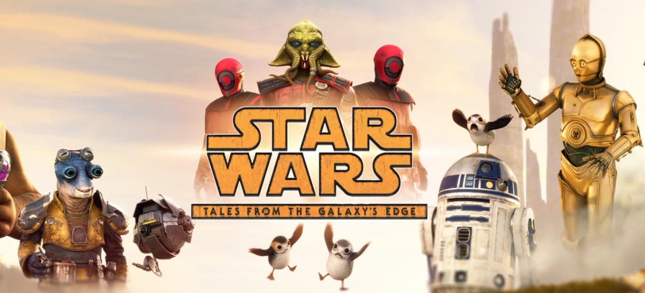 Star Wars: Tales from the Galaxy's Edge (Adventure) von Oculus Studios