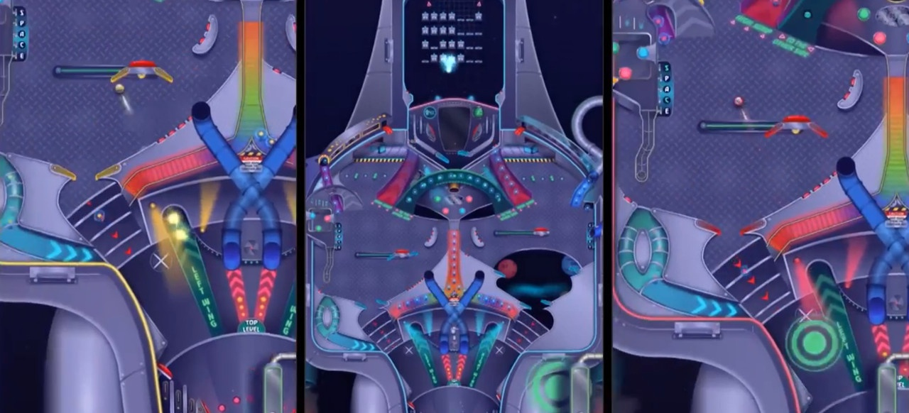 Pinball Invaders: Space Warfare () von FarSight Studios