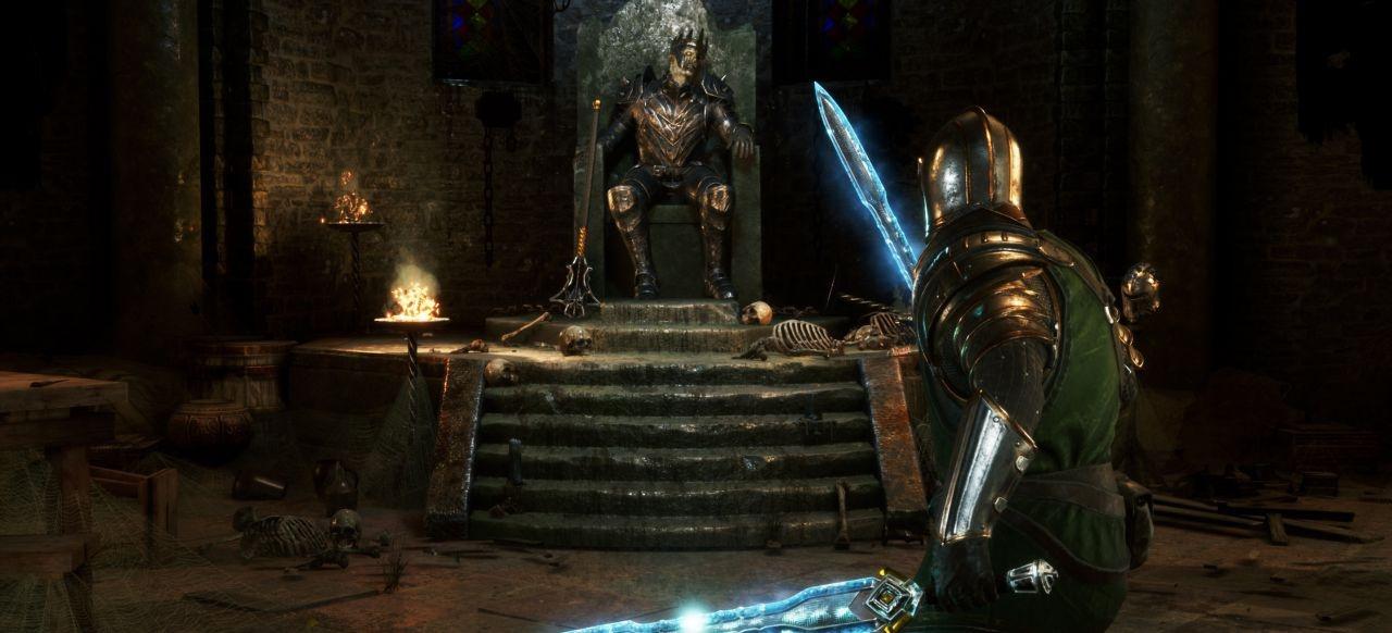 Project Shadow - The Cursed Dream (Rollenspiel) von Efgeni Bischoff / Dark Tree Games
