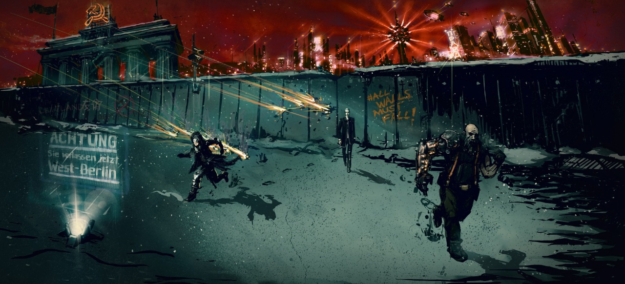 All Walls Must Fall (Taktik & Strategie) von Inbetweengames / Ultimate Games
