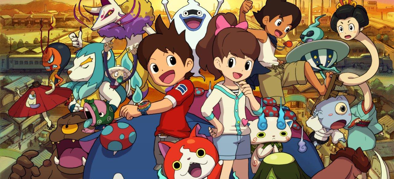Yo-Kai Watch 2 (Rollenspiel) von Nintendo