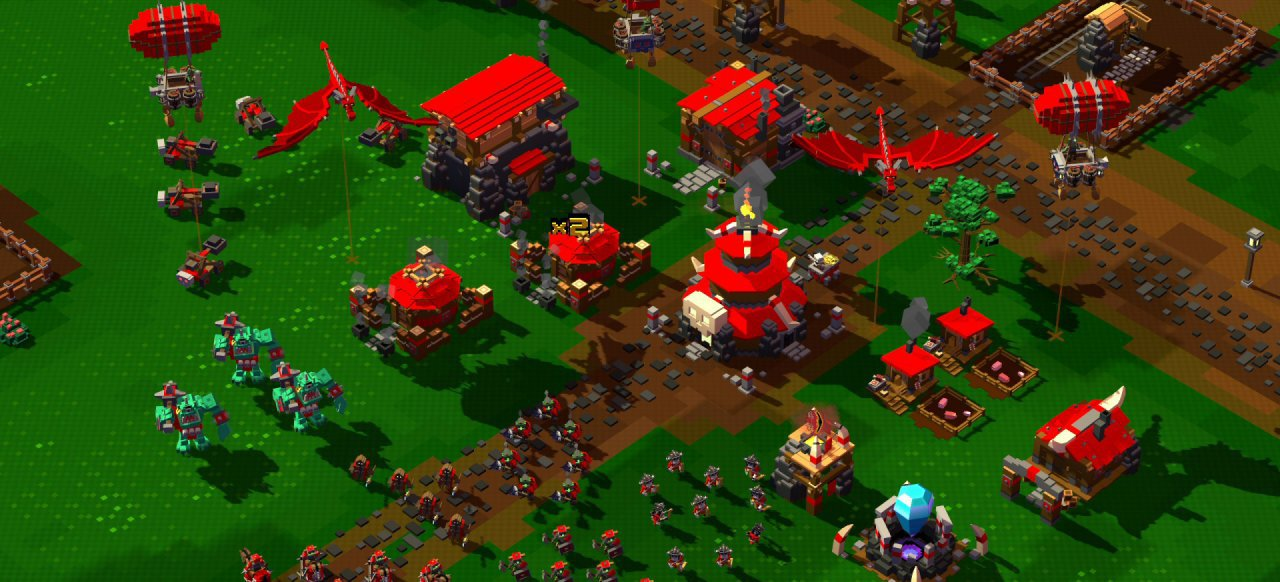 8-Bit Hordes (Taktik & Strategie) von Petroglyph Games / SOEDESCO