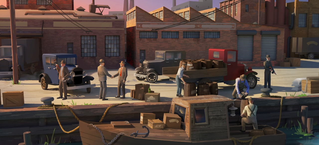 City of Gangsters (Simulation) von Kasedo Games