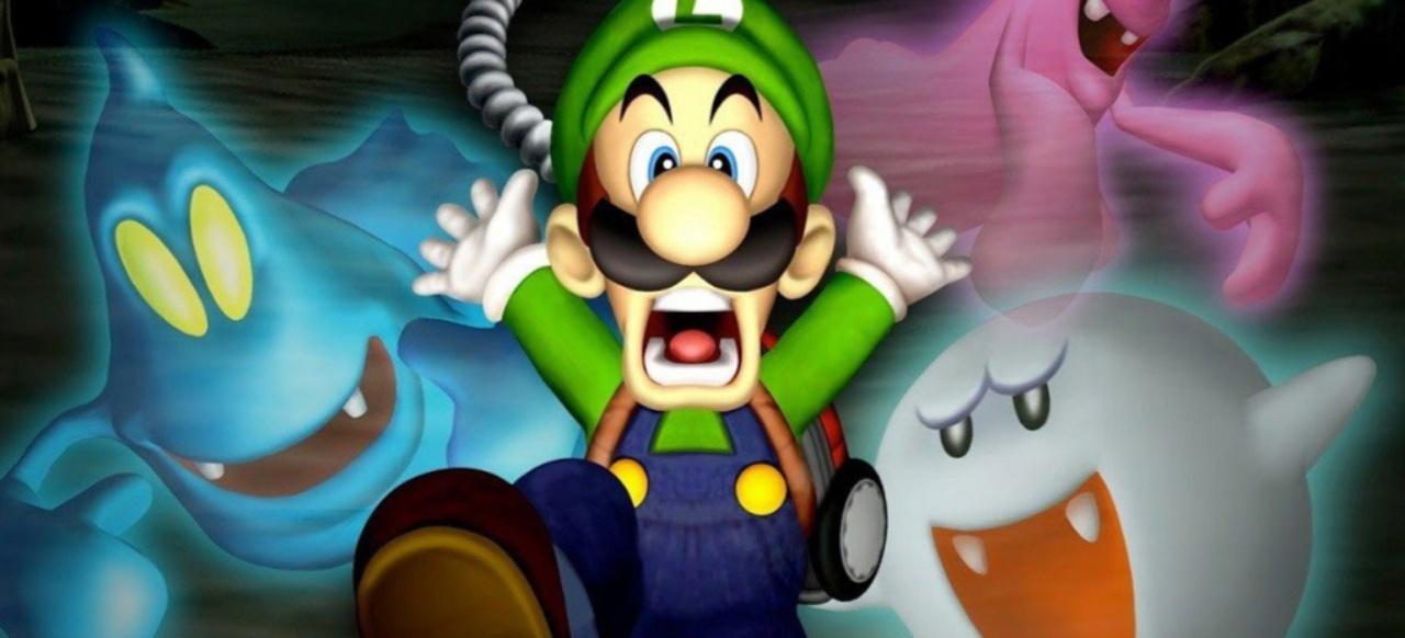Luigi's Mansion (Action-Adventure) von Nintendo