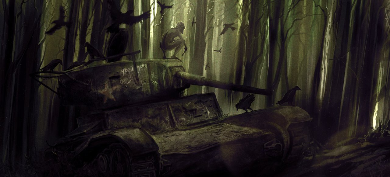 Darkwood (Action) von AcidWizard Studio