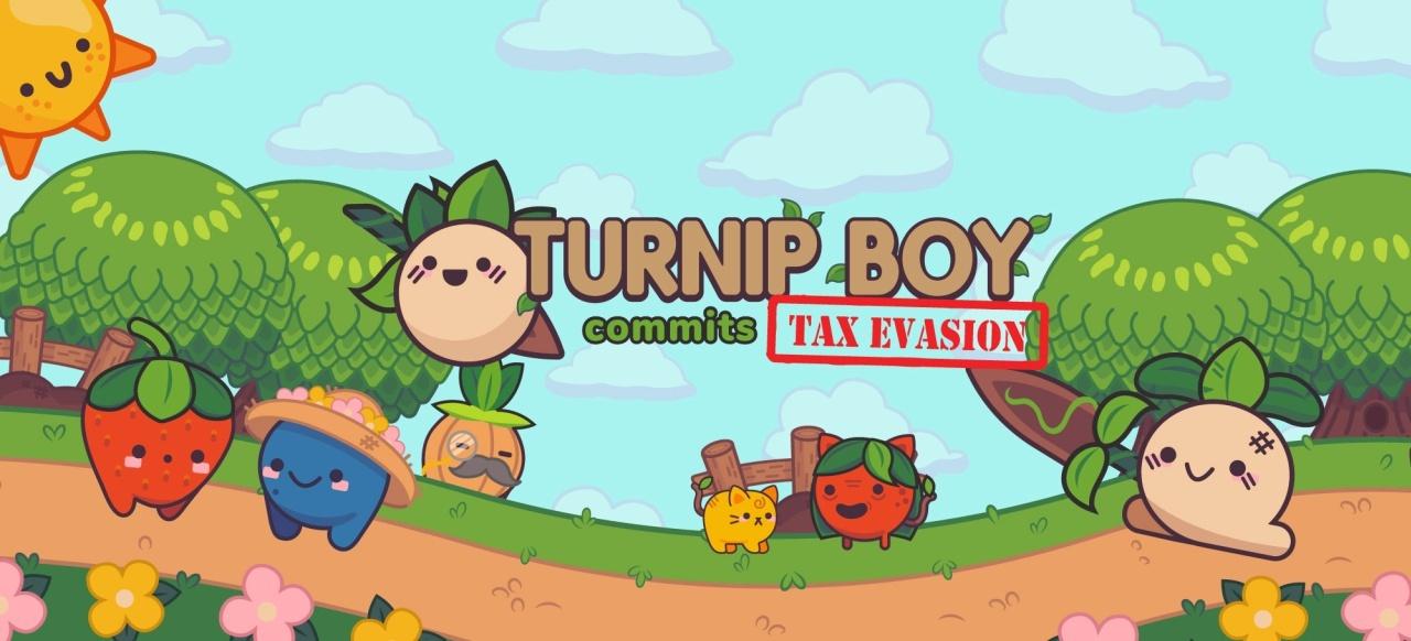 Turnip Boy Commits Tax Evasion (Adventure) von Graffiti Games