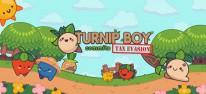 Turnip Boy Commits Tax Evasion: Kleine Rübe will die Gemüseregierung stürzen