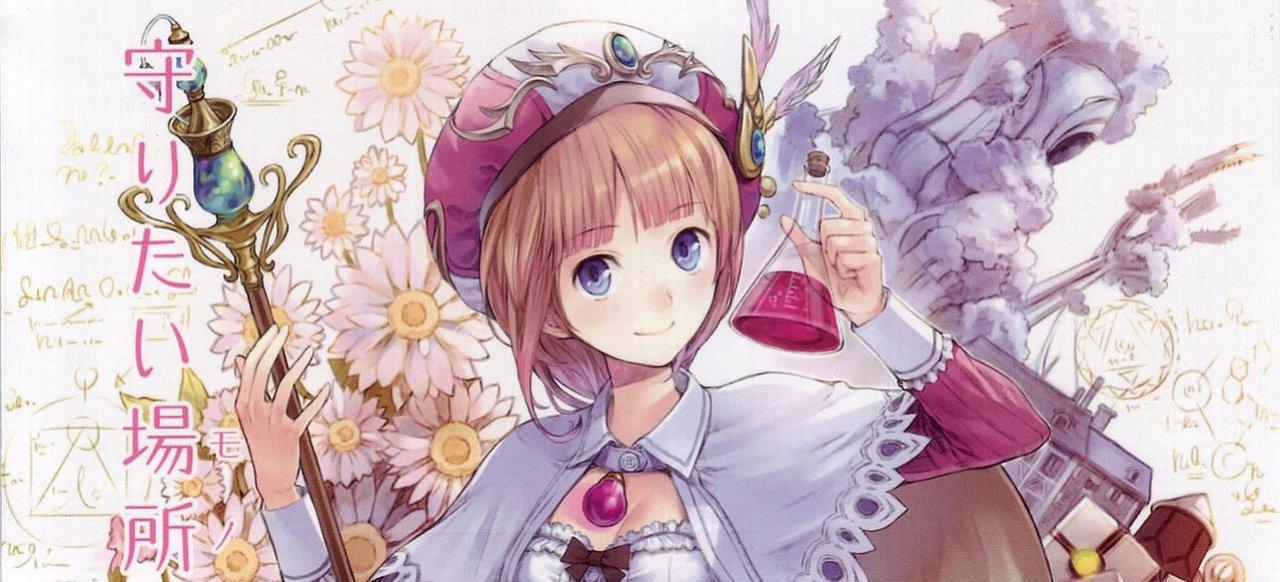 Atelier Rorona: The Alchemist of Arland (Rollenspiel) von Tecmo Koei / Koch Media
