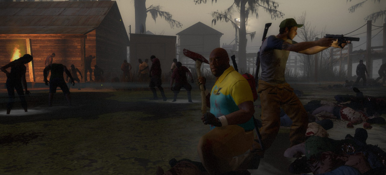 Left 4 Dead 2 (Shooter) von Electronic Arts