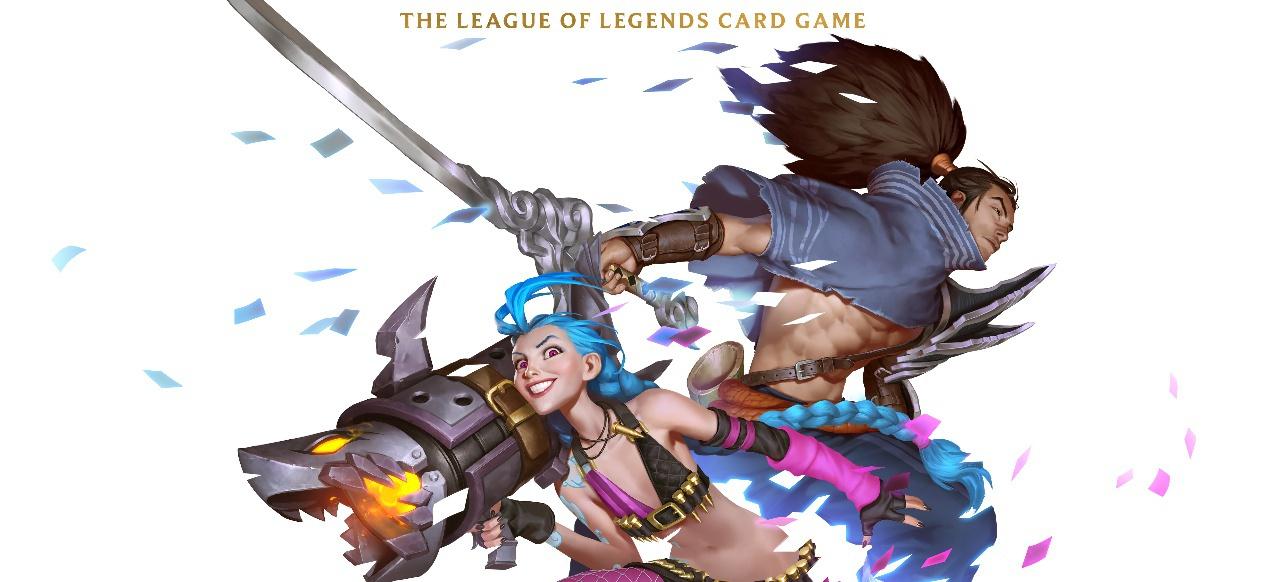 Legends of Runeterra (Strategie) von Riot Games