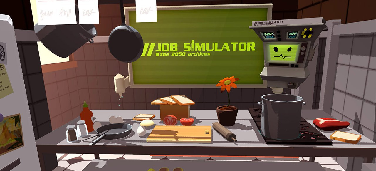 Job Simulator: The 2050 Archives (Simulation) von