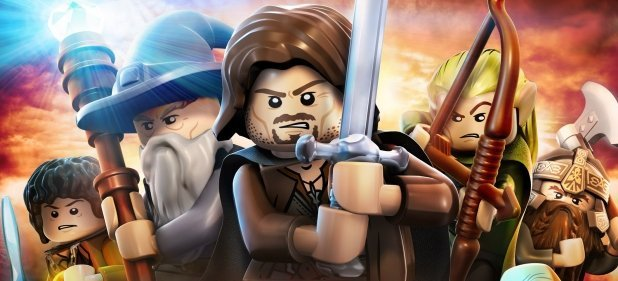 Lego Der Herr der Ringe (Action-Adventure) von Warner Bros. Interactive Entertainmnet