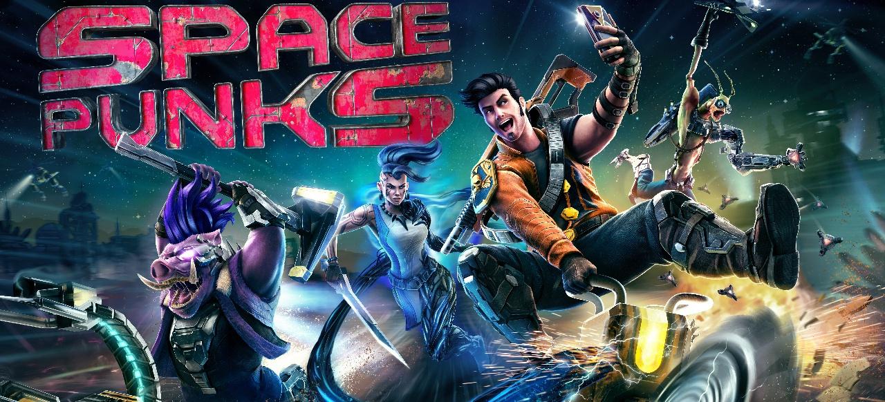 Space Punks: Top-Down-Looter-Shooter in den Early Access gestartet; Vorbild war Helldivers