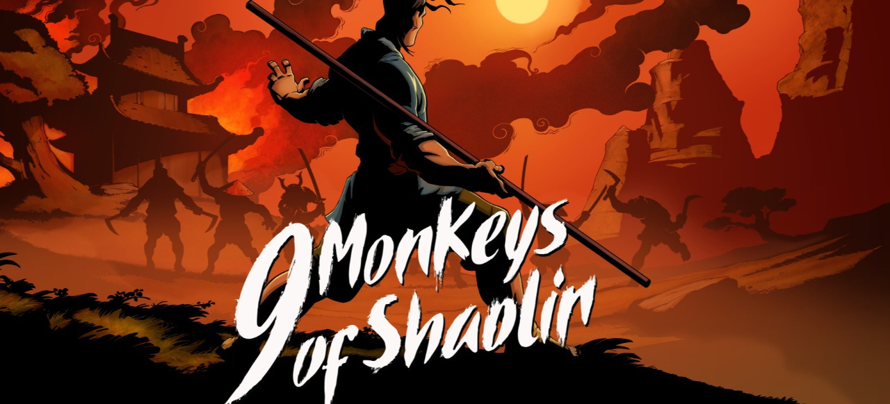 9 Monkeys of Shaolin (Prügeln & Kämpfen) von Buka Entertainment / Ravenscourt