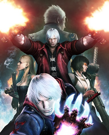 Alle Infos zu Devil May Cry 4 (PlayStation4)