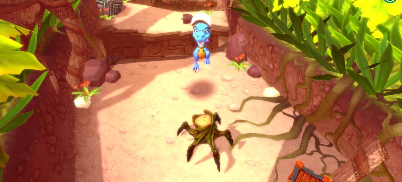 Tiny Hands Adventure (Geschicklichkeit) von Blue Sunset Games/ Funware