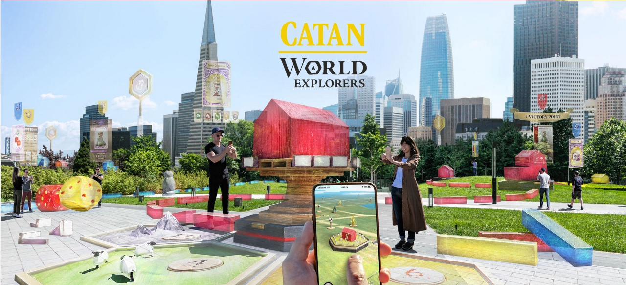 Catan World Explorers () von Niantic