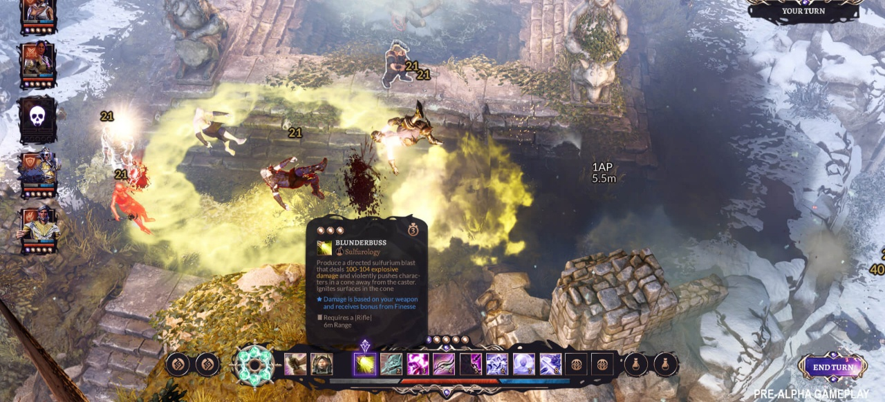 Divinity: Fallen Heroes (Taktik & Strategie) von Larian Studios